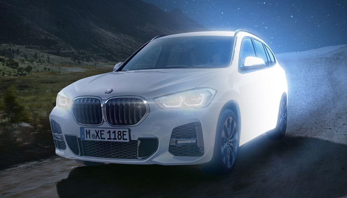 Nuova BMW X1 xDrive25e