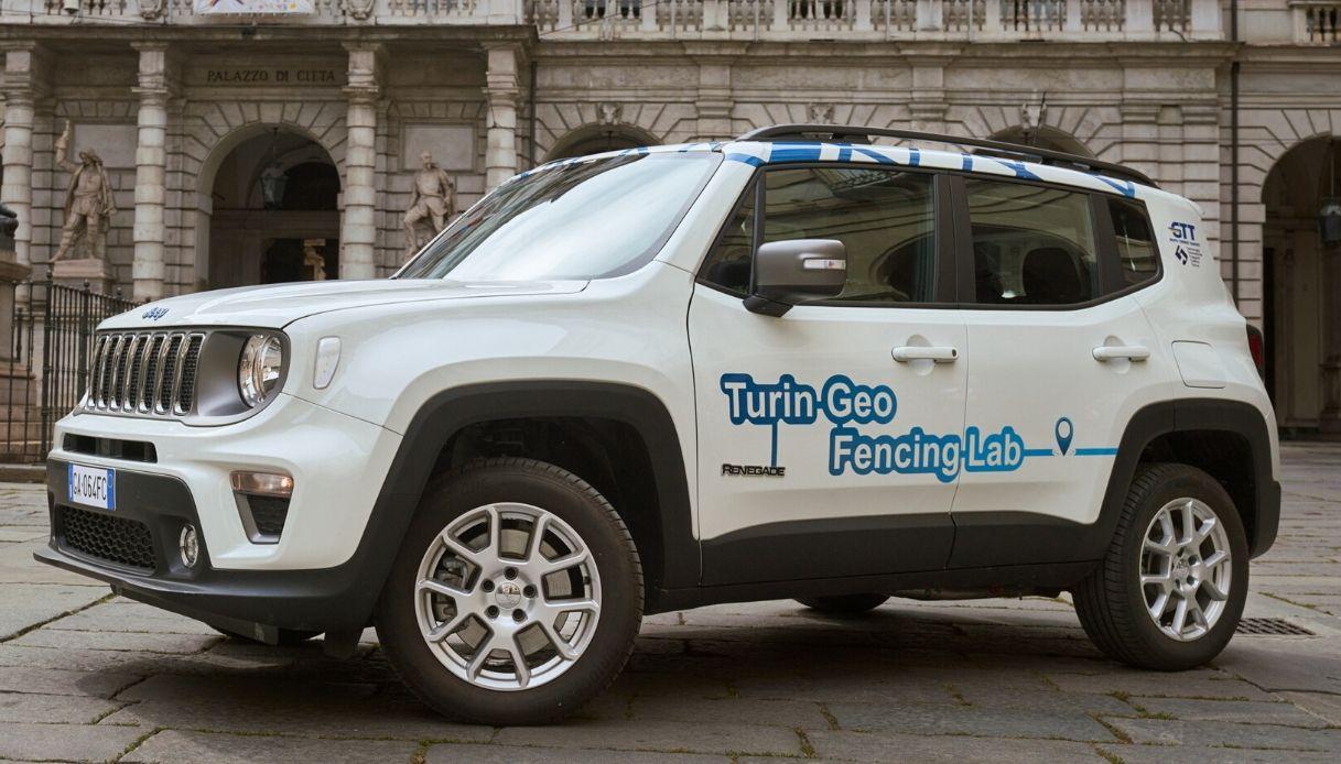 fca torino auto ibride ZTL