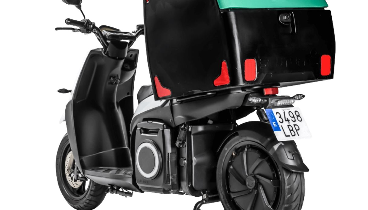 silence 02 LS scooter elettrico
