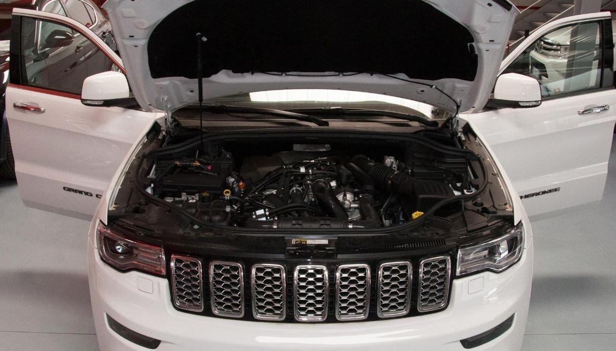 Cherokee da Diesel a Metano