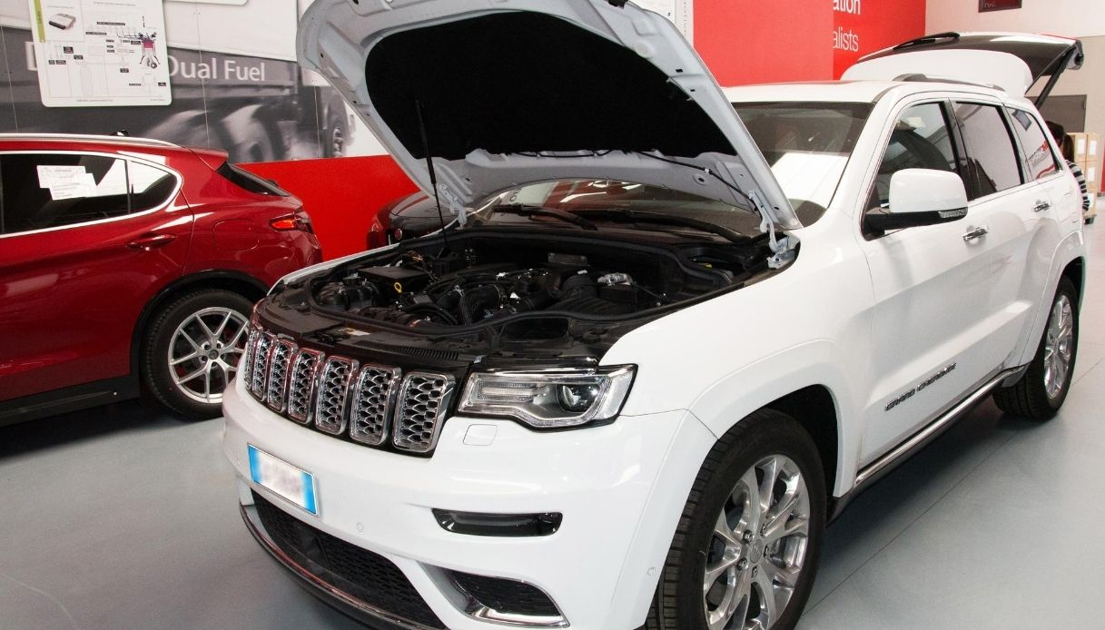Jeep Cherokee Diesel Metano