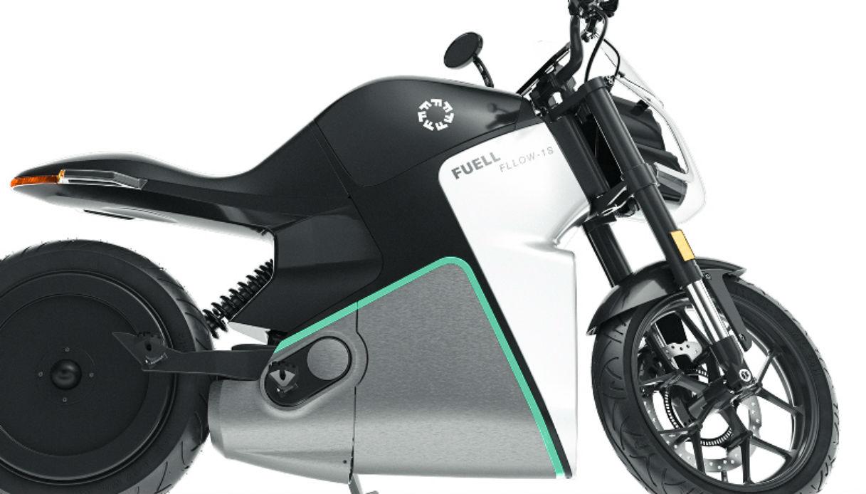 moto elettrica buell