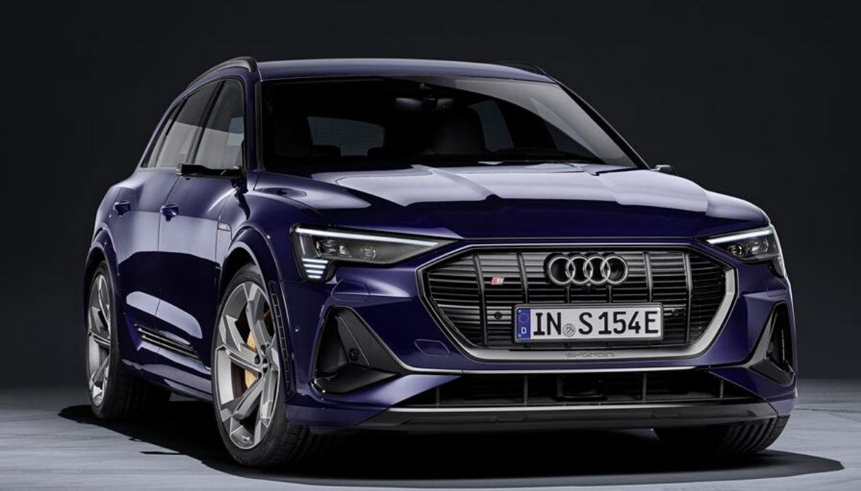 nuova Audi e-tron S