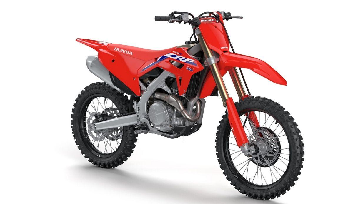 nuova Honda_CRF450R