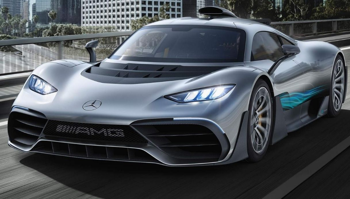 La Mercedes-AMG Project One