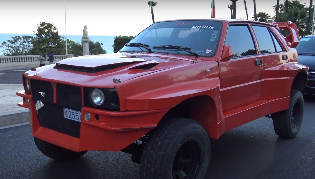Lancia Delta Suv