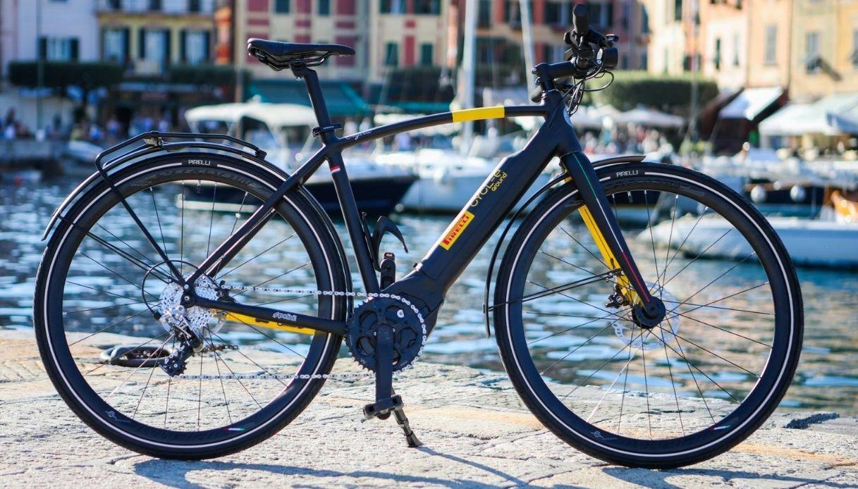 Pirelli e-bike