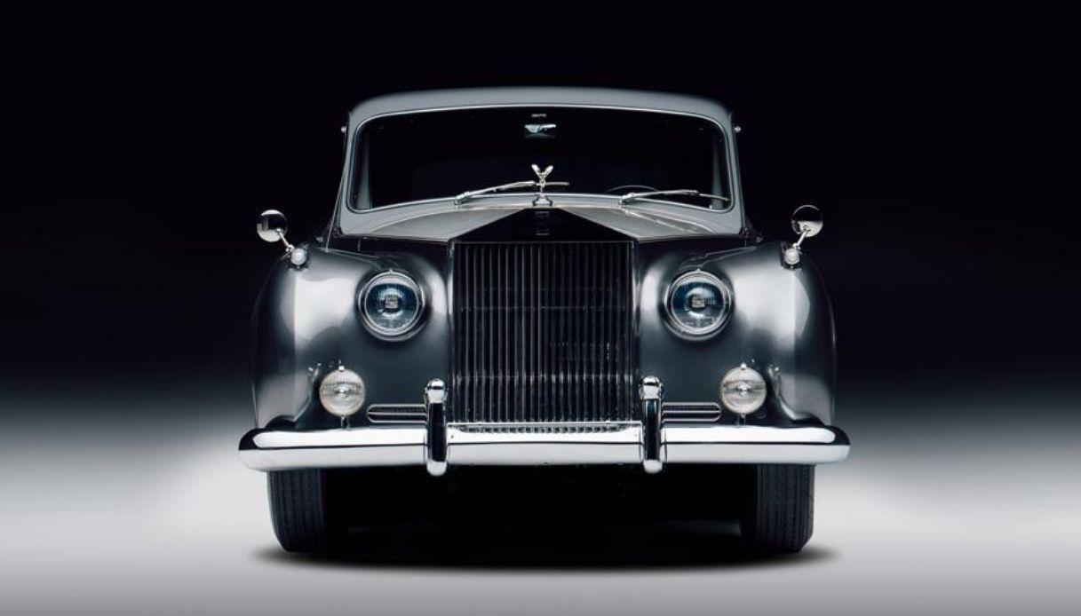Rolls-Royce Phantom V 1961