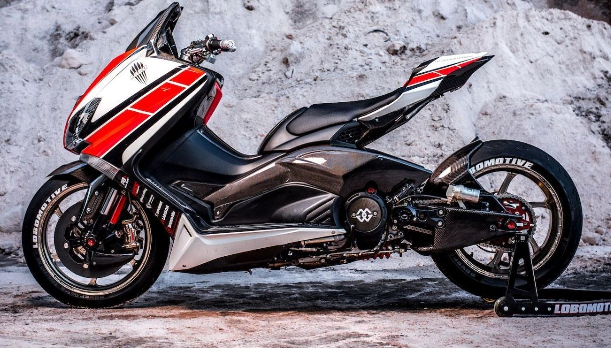 Scooter T-Max MotoGP