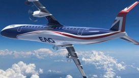 L'aereo ibrido più grande al mondo: primo volo nel 2028