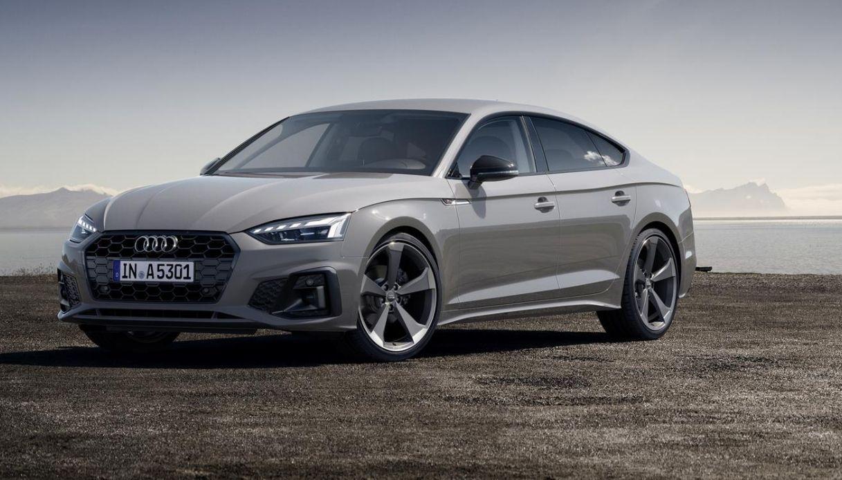 2021 Audi S5 Photos