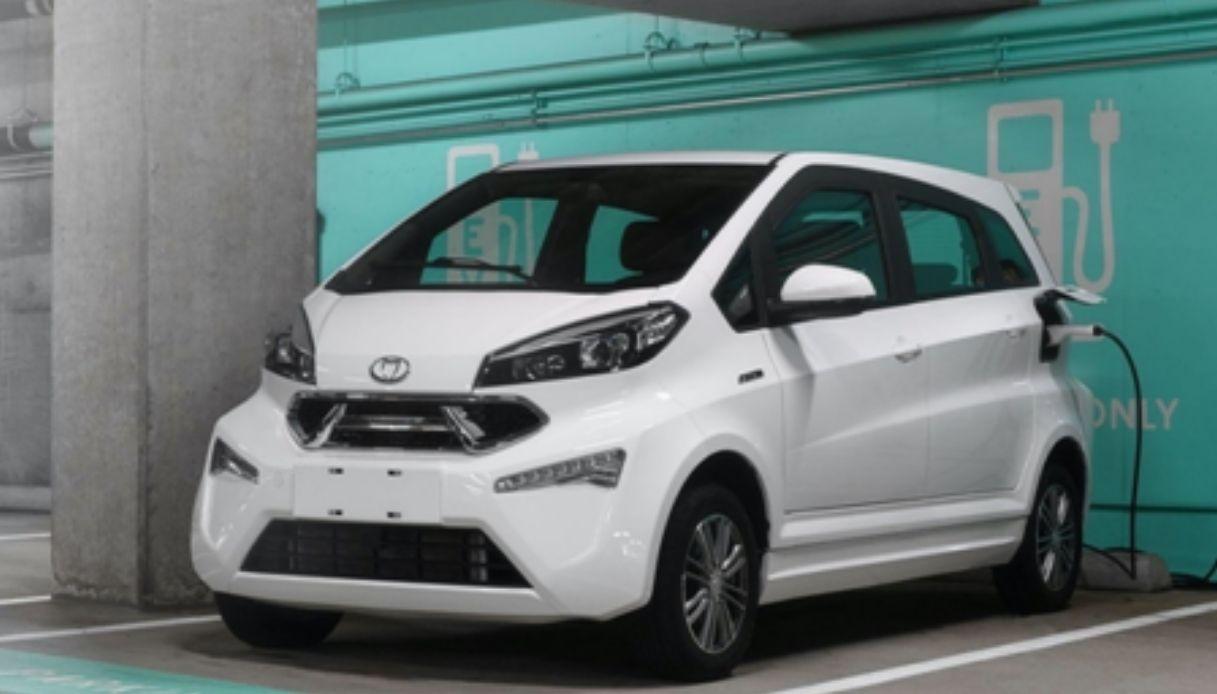 kandi auto elettrica economica