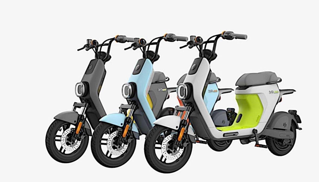xiaomi scooter elettrici