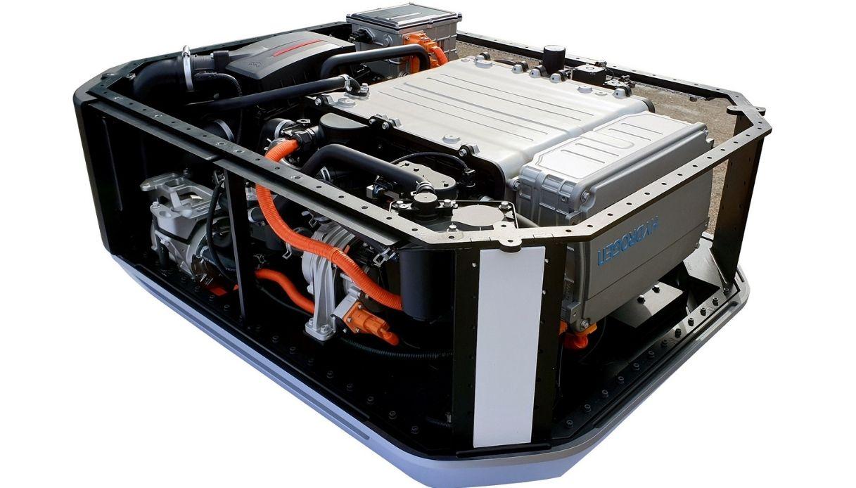 Fuel Cella Hyundai