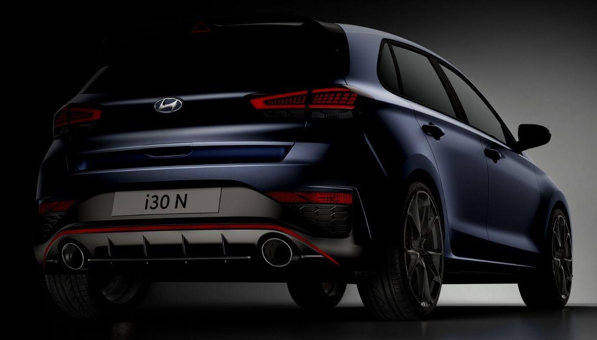 Nuova Hyundai i30N