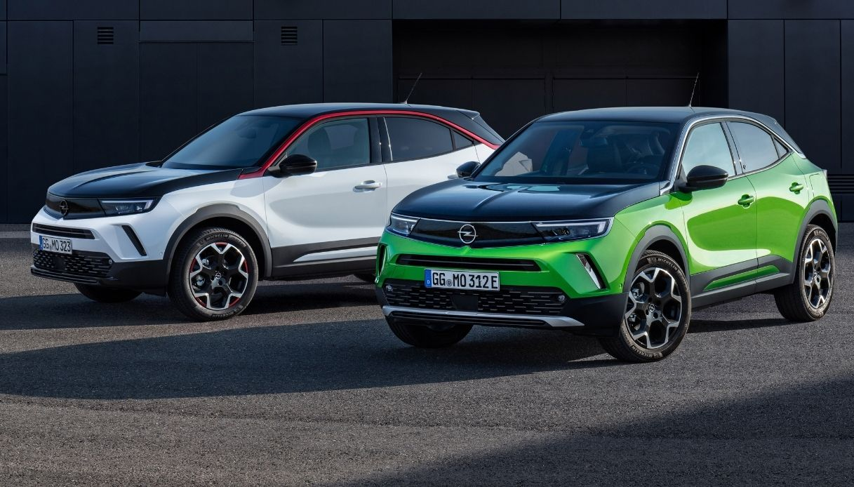 Opel-Mokka-motori