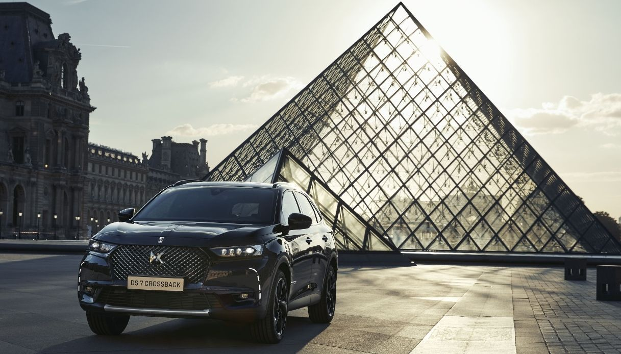ds7 crossback louvre