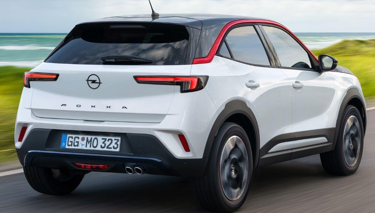 nuova Opel-Mokka