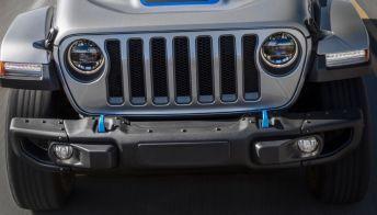 La nuova fuoristrada di Jeep è anche ibrida plug-in