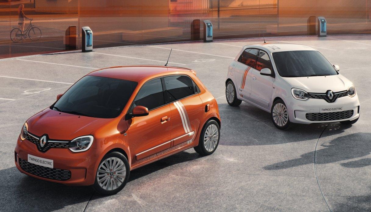 Renault Twingo Electric Videbs