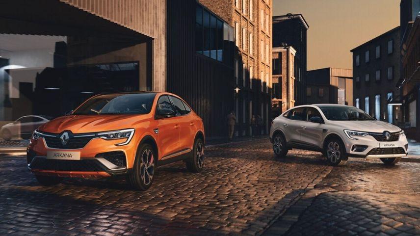 Renault Arkana, il nuovo suv coupé dal cuore ibrido