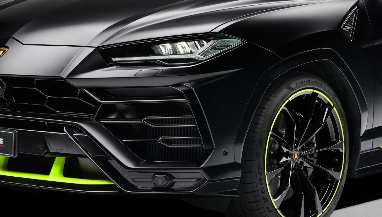 Lamborghini Urus The Exclusive Graphite Capsule Collection World Today News