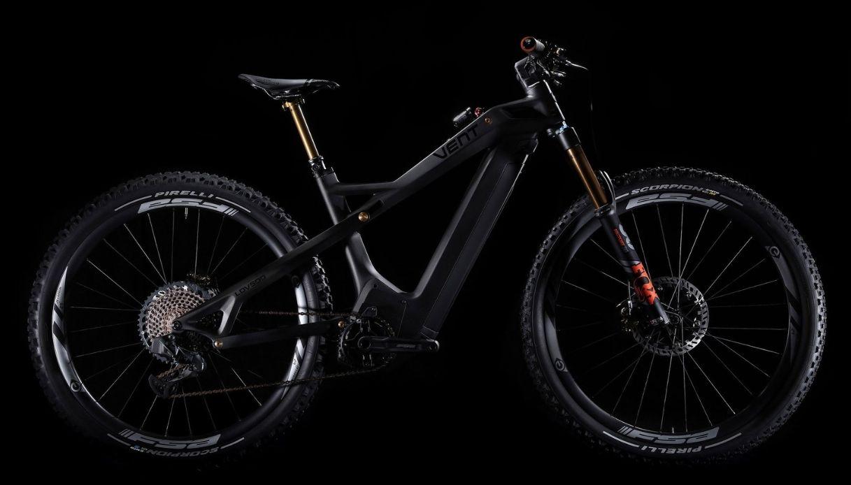 vent e-bike