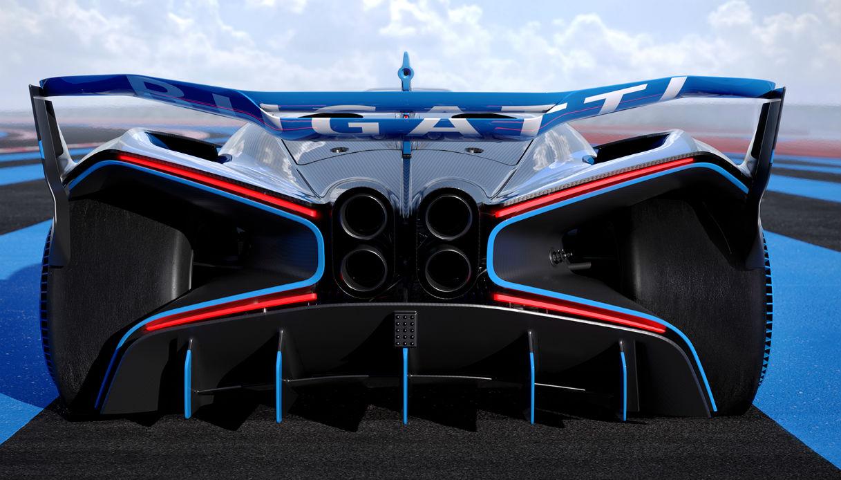 Bolide L Ultima Hypercar Di Bugatti Eccezionale Rapporto Peso Potenza Virgilio Motori