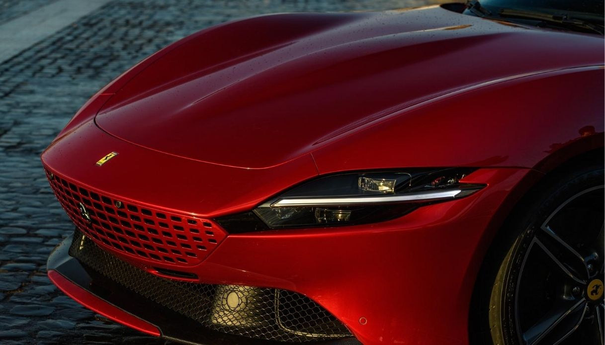 Ferrari Roma Wins The Prestige Car Design Award World Today News