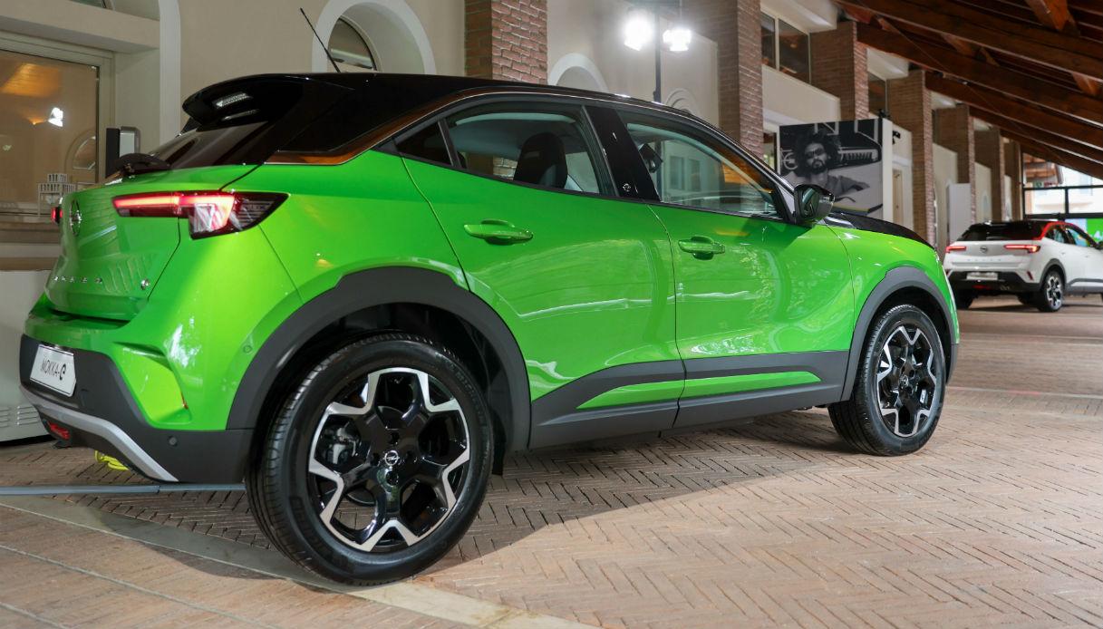 Nuovo Opel Mokka Il Prezzo In Italia E Gia Ordinabile Con Alcuni Vantaggi Virgilio Motori