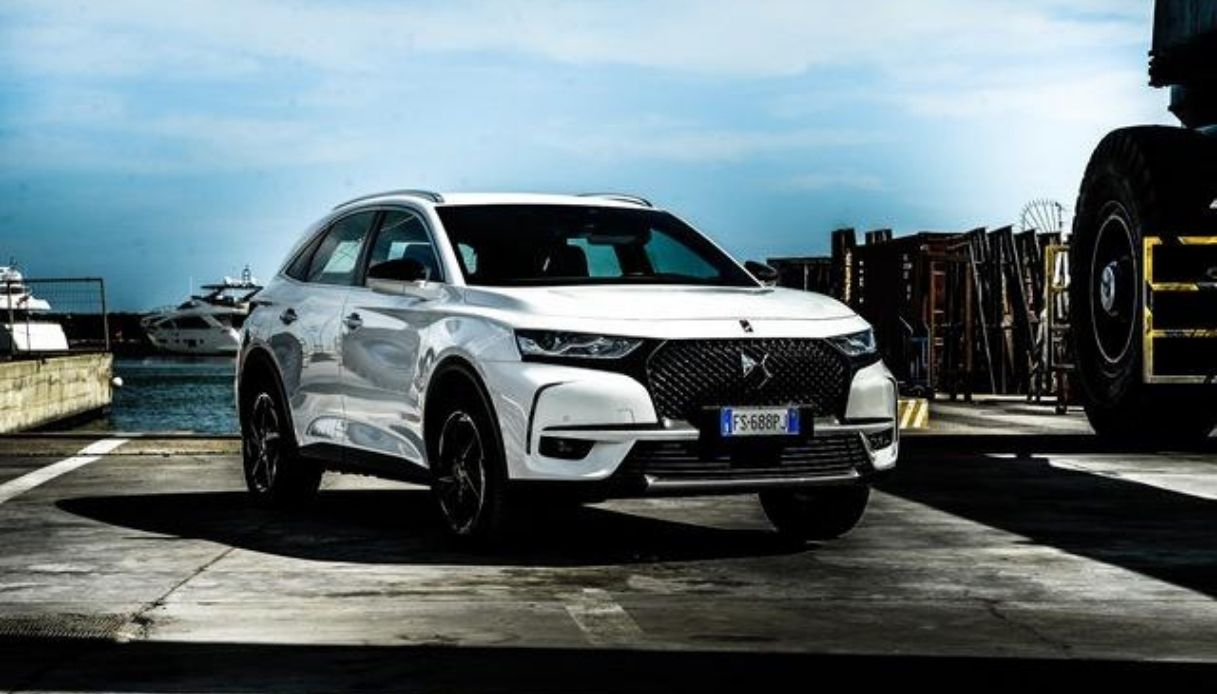 new ds7 crossback