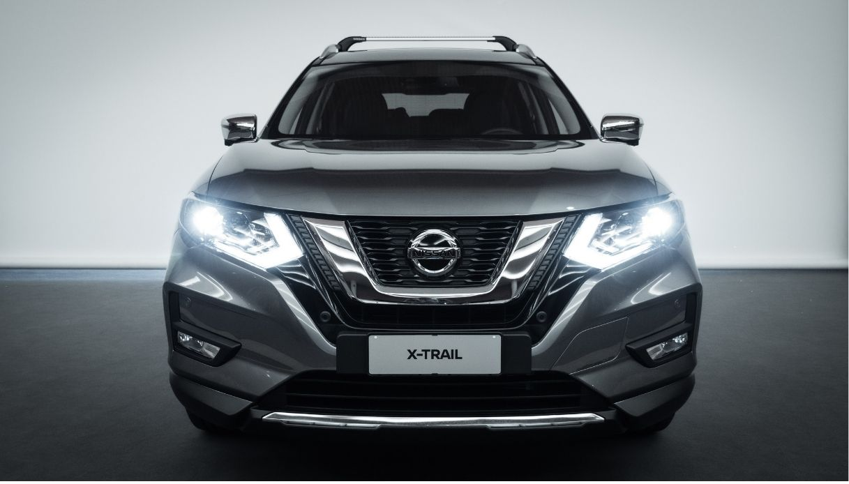 nuova nissan x-trail salomon