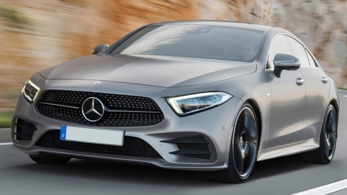 Classe CLS Coup��