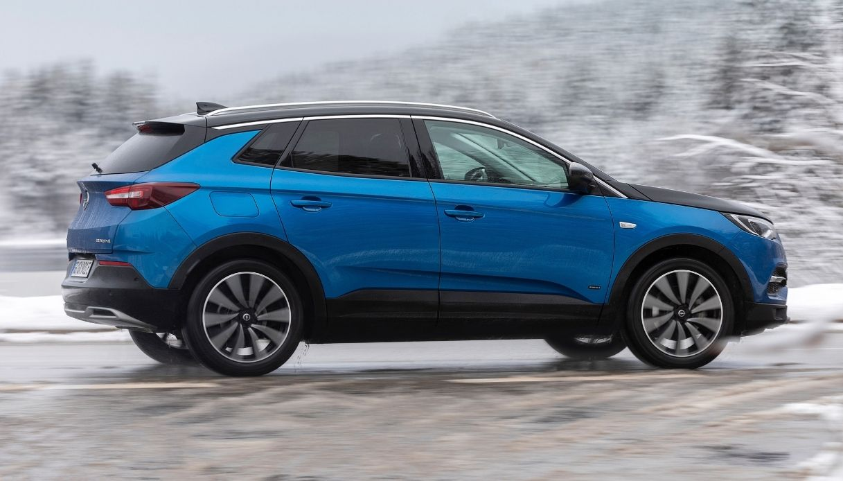 Nuova Opel Grandland X