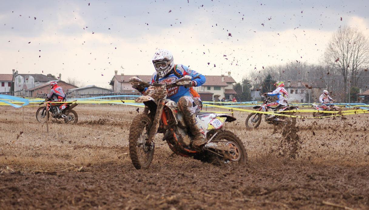 Le gare di Enduro di Mattia Cattapan