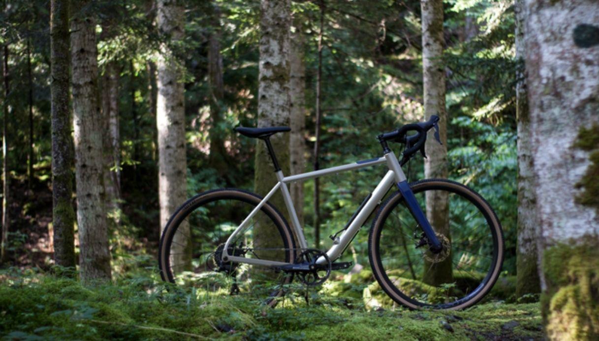 choka bici-serbatoio aria