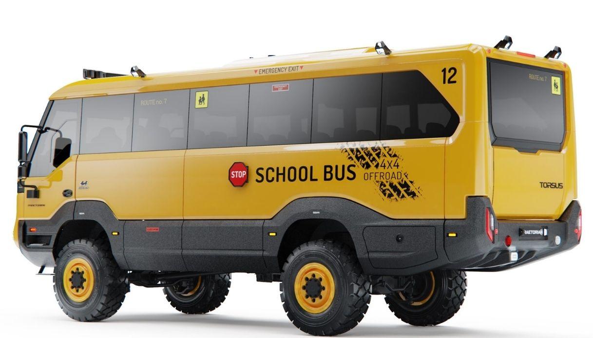 scuolabus estremo praetorian