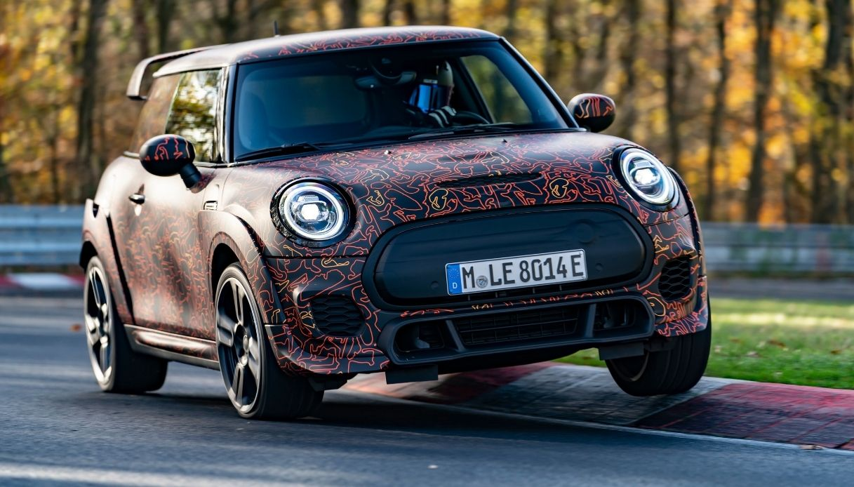 MINI John Cooper Works GP3 Electric
