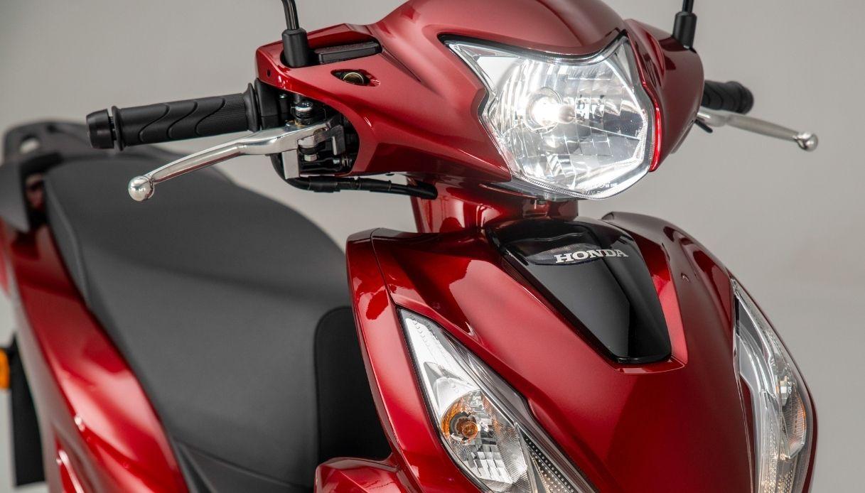 Honda presenta il nuovo Vision 110, scooter da città Euro5