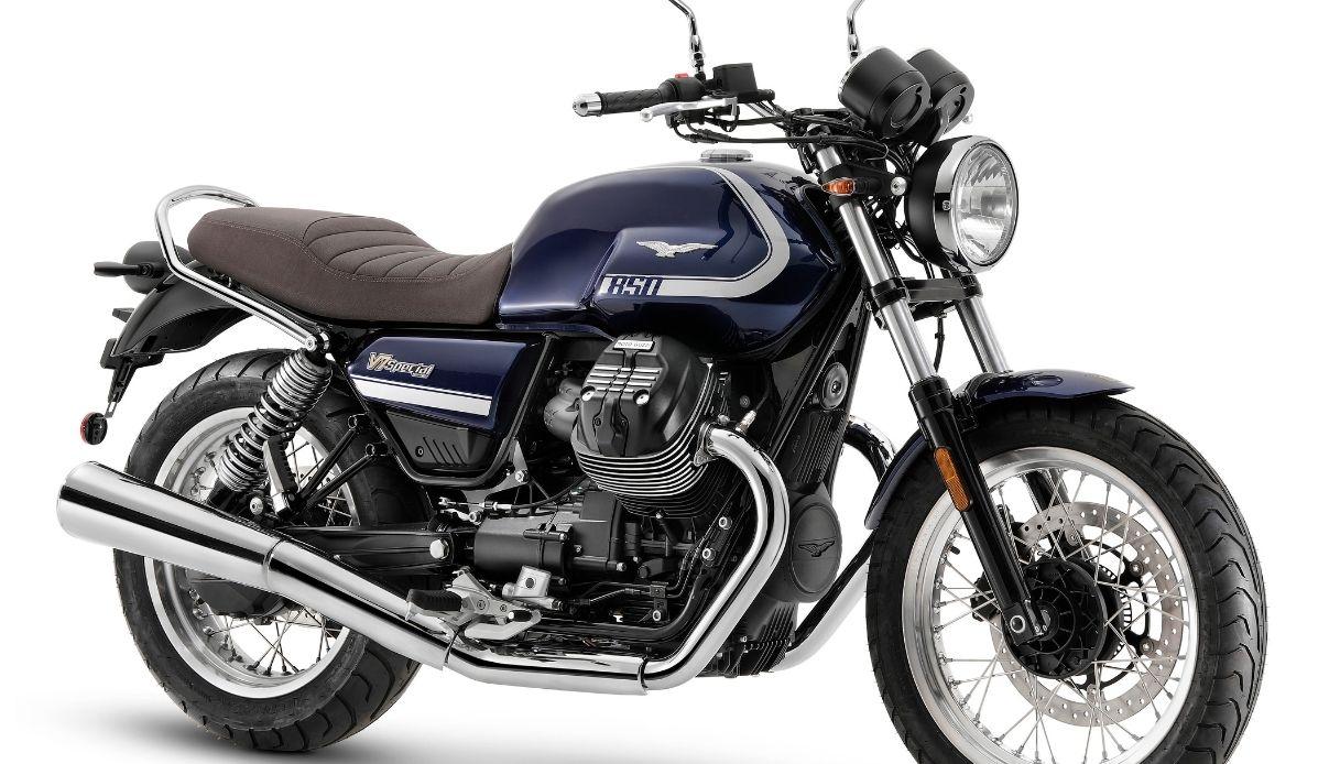 Moto Guzzi lancia le nuove V7 Speciale e Stone