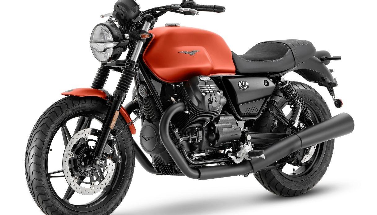 Moto Guzzi lancia la nuova V7 Stone