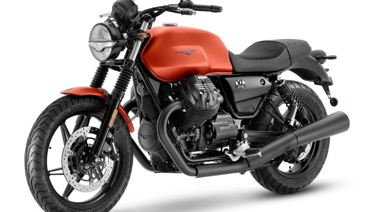 Moto Guzzi V7, lancio a gennaio 2021