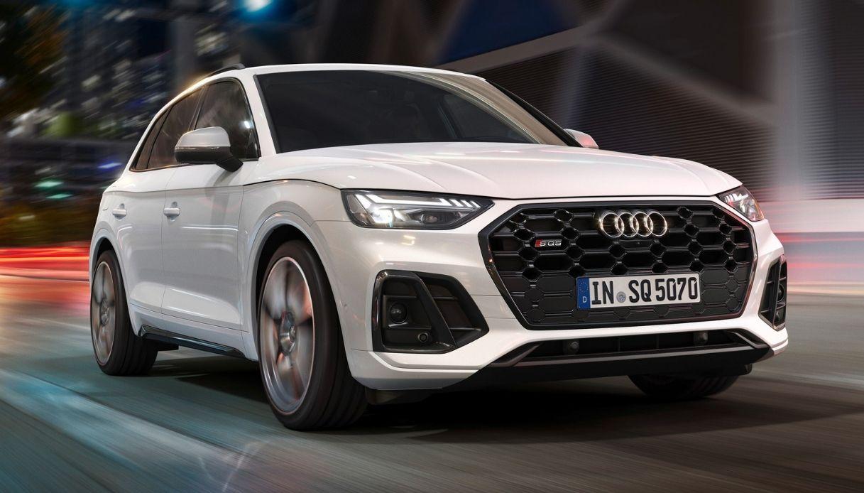 nuovo diesel Audi SQ5 TDI