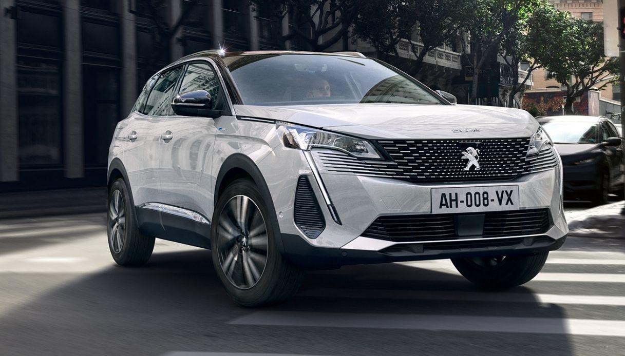 Presentato il nuovo SUV Peugeot 3008