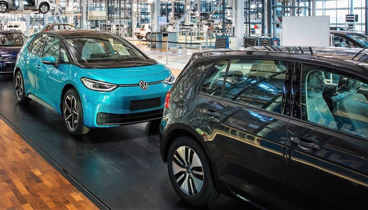 Termina la produzione di Volkswagen e-Golf