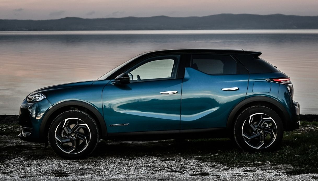 New DS 3 Crossback for 2021