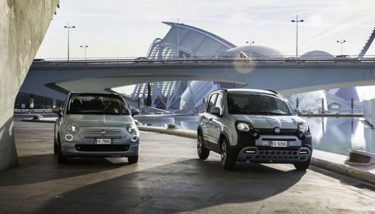 Fiat 500 e Panda: anno da record