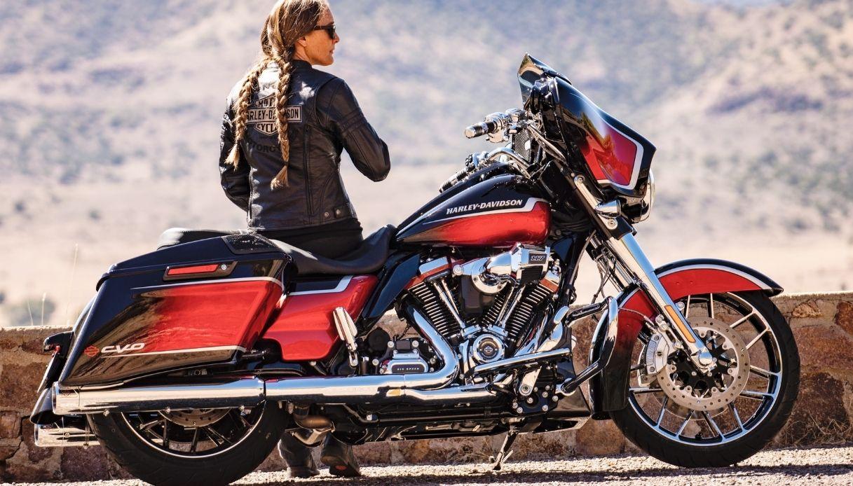 La nuova Harley Davidson CVO Street Glide