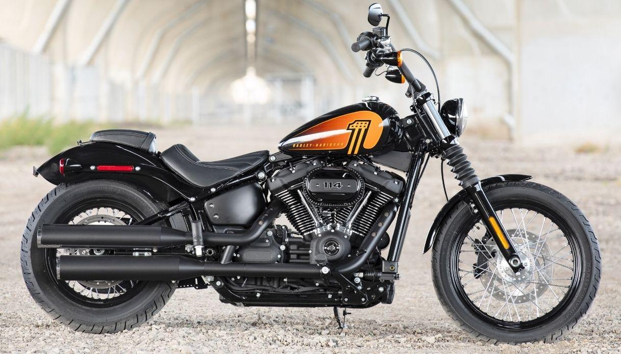 Harley Davidson presenta la sua nuova gamma per il 2021