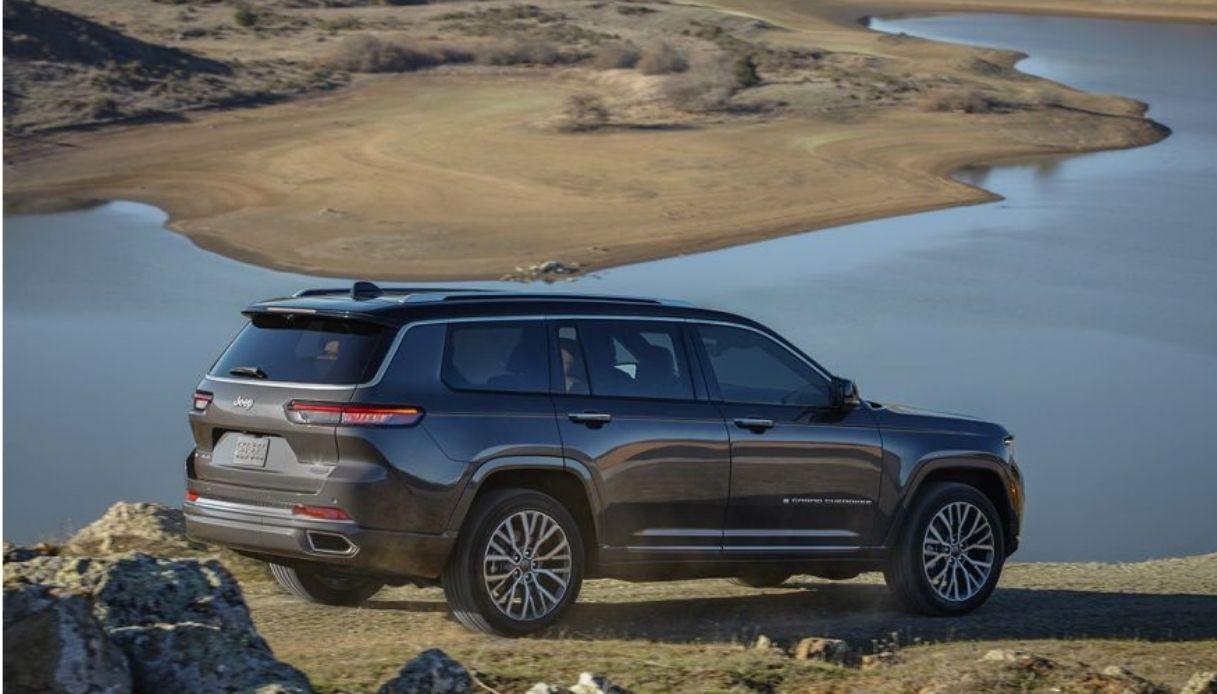 Presentata la nuova Jeep Grand Cherokee L 2021